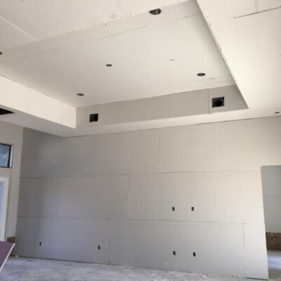 Construction Phase Model Home Cape Coral 33