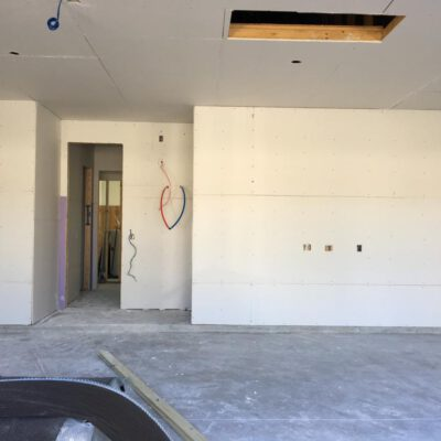 Construction Phase Model Home Cape Coral 34