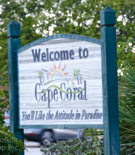 Welcome to Cape Coral Florida